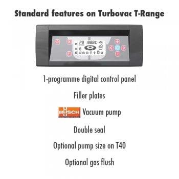 turbovac t20 vacuum packer