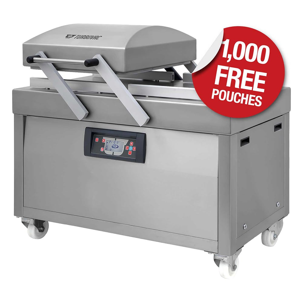 Turbovac D10 Double Chamber Vacuum Packer