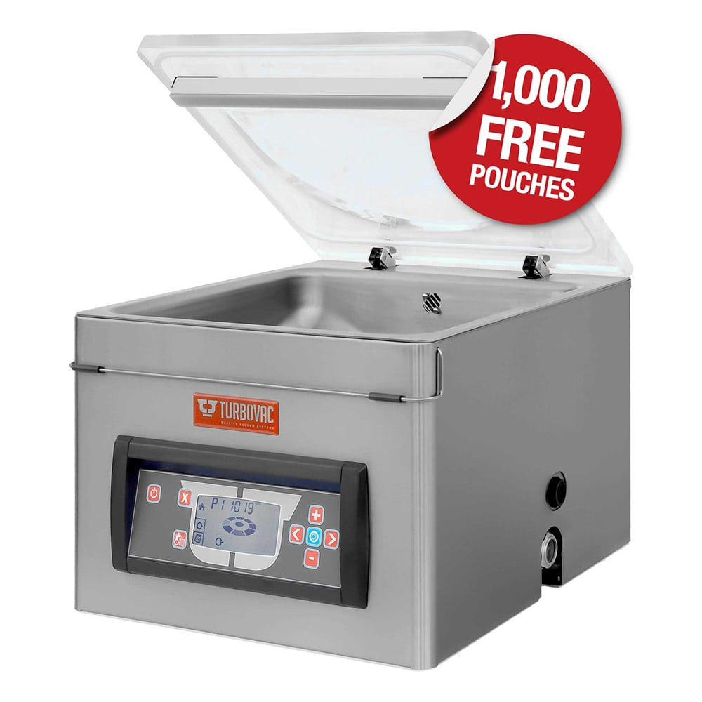 TURBOVAC T40 VACUUM PACKING MACHINE