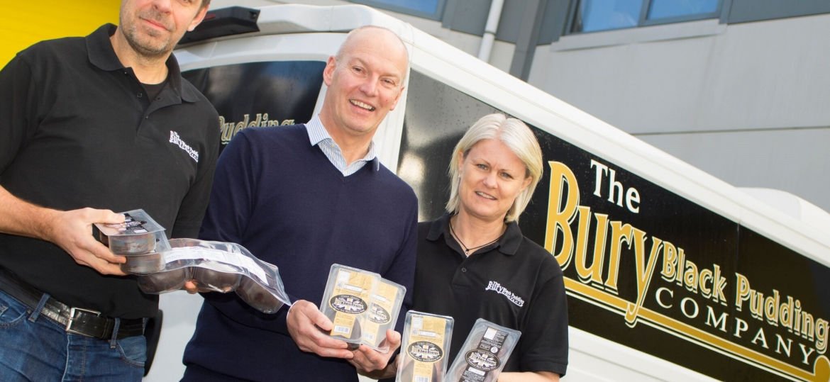 The Vacuum Pouch and Bury Black Pudding Company