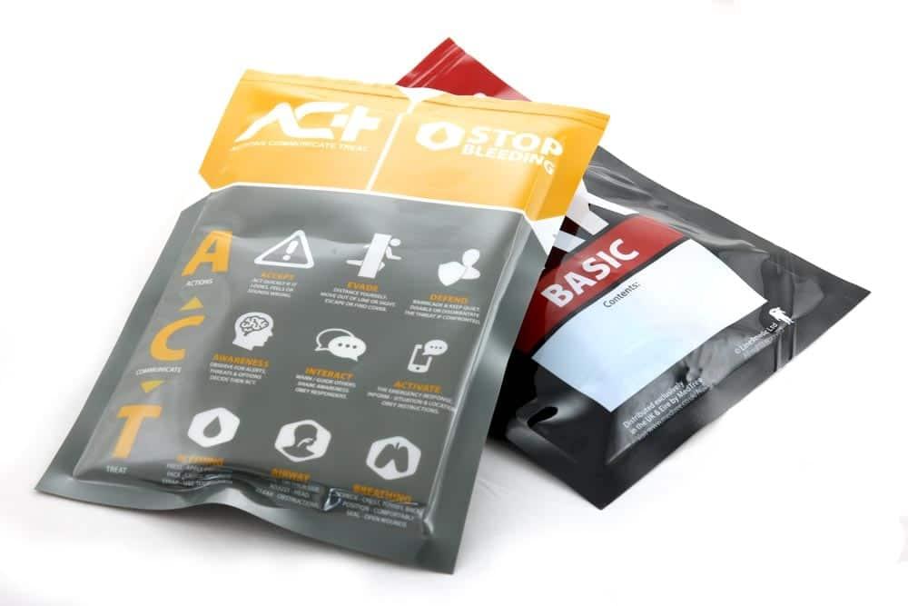 printed vacuum pouches