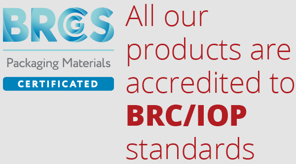 brcgs accredited vacuum pouch manufacturer